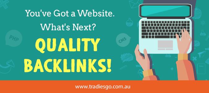 Quality Backlinks Matter