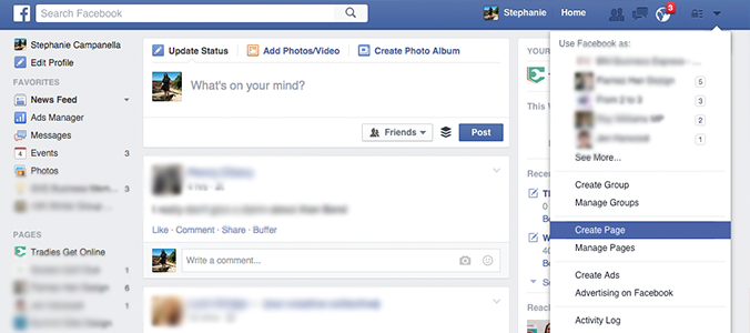 How Facebook can Help Tradies Market Their Business - Part 1