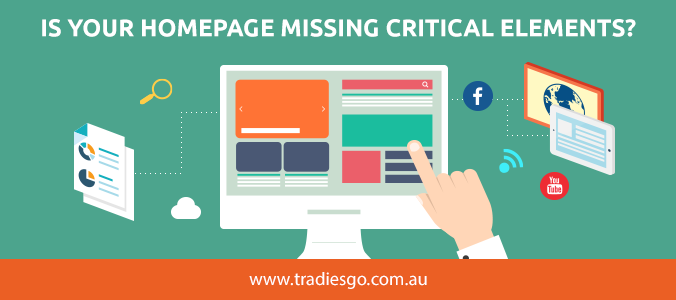 Is Your Homepage Missing Critical Elements?